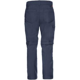 VAUDE Detective II - Pantalon long Enfant - bleu